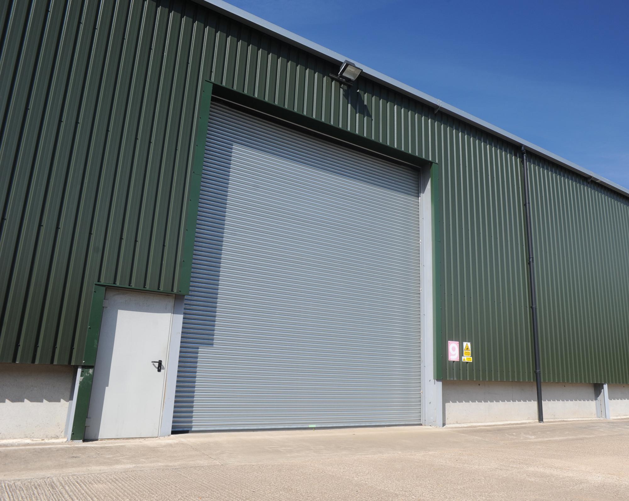 Bulk pallet storage, Nottingham